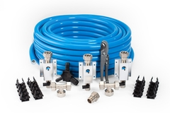 The Most Common Mistakes Made In Compressed Air Piping Layouts