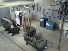 Think About These 5 Things Before Designing a Compressed Air System