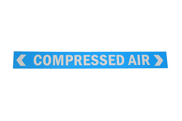 Compressed Air Label