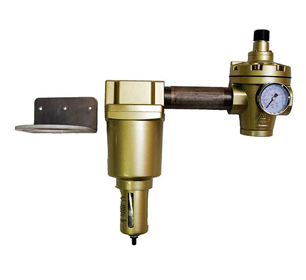 "Large Port 1-1/2"" and 2"" Filter Regulator"