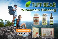 Brand New Wisconsin Ginseng