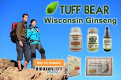 Shop Now! Brand New Ginseng