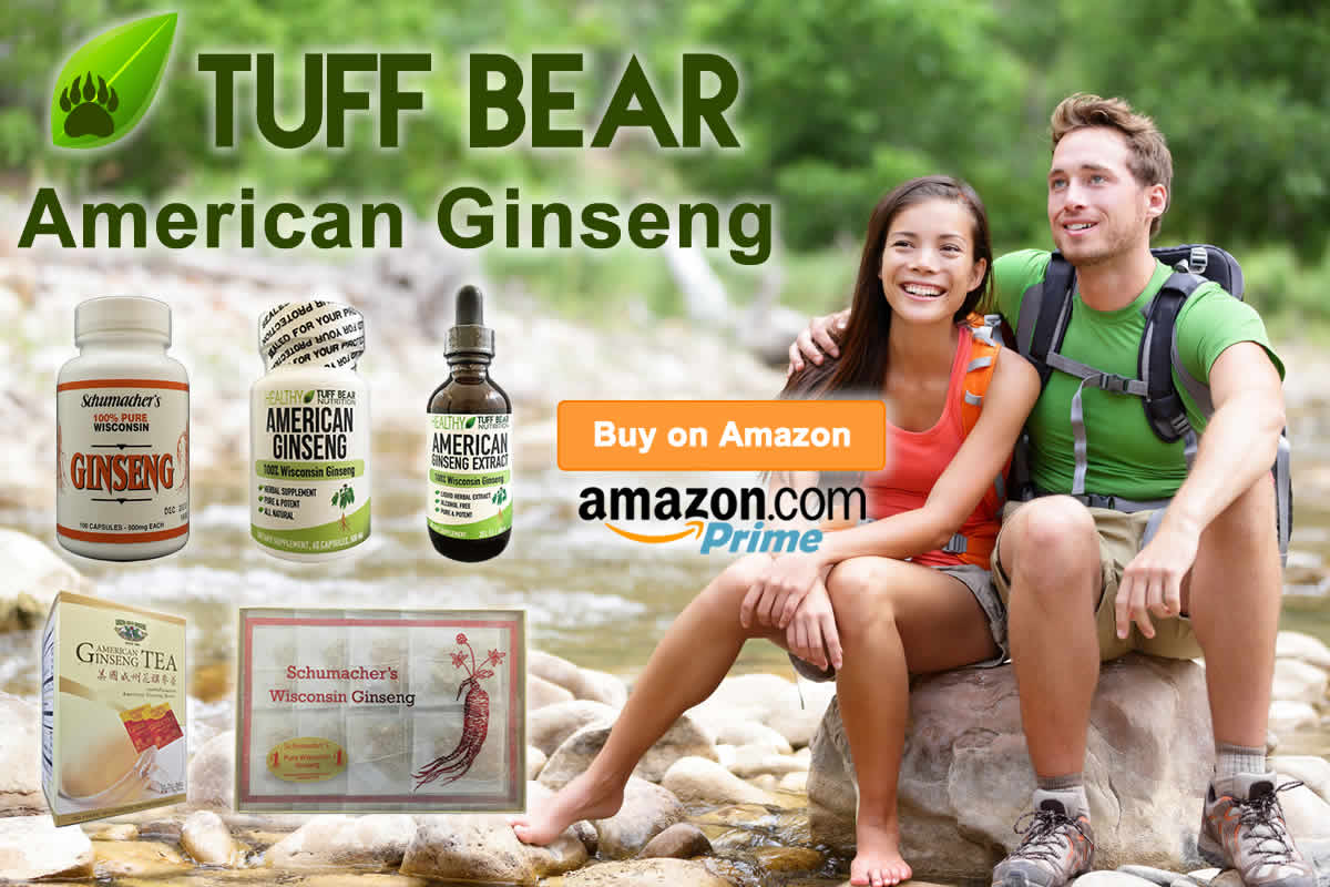 Affordable American Ginseng