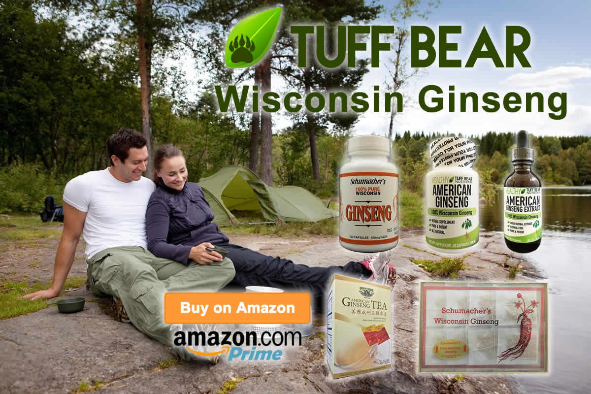 Top Brand! Best Wisconsin Ginseng