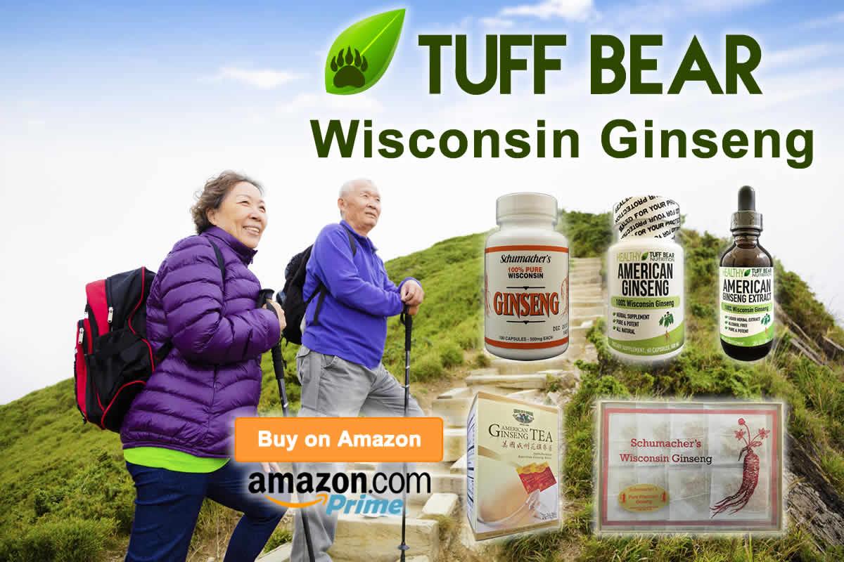 Top Brand! Brand New Wisconsin Ginseng