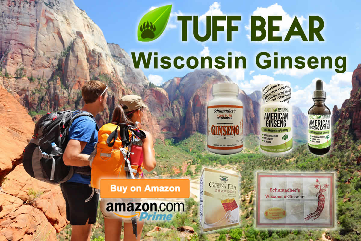 New Wisconsin Ginseng