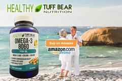 New Omega 3 Fish Oil