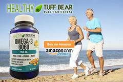 Brand New Omega 3 Supplements