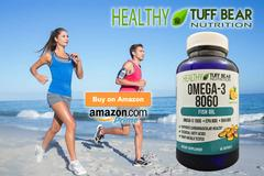 Don't Wait! Brand New Omega 3 Fish Oil Supplements