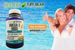 Shop Now! Brand New Omega 3 Supplements