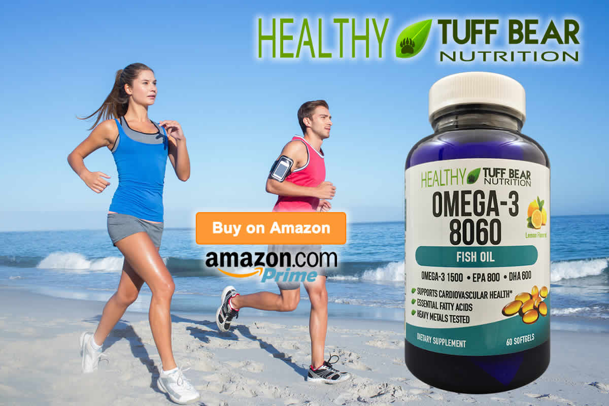 Buy Now! New Omega 3 Supplements