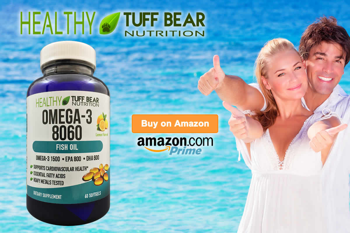 Get Now! Brand New Omega 3 Fish Oil Supplements