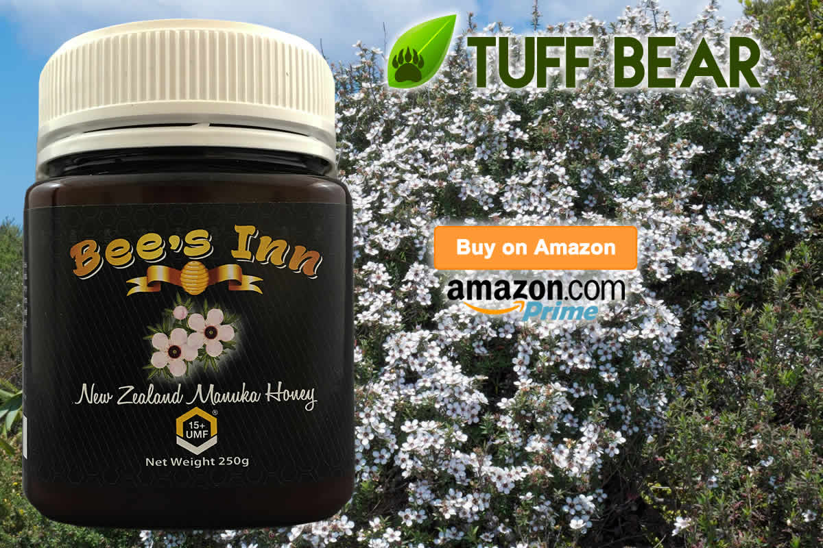 Buy Now! Top Manuka Honey UMF 15