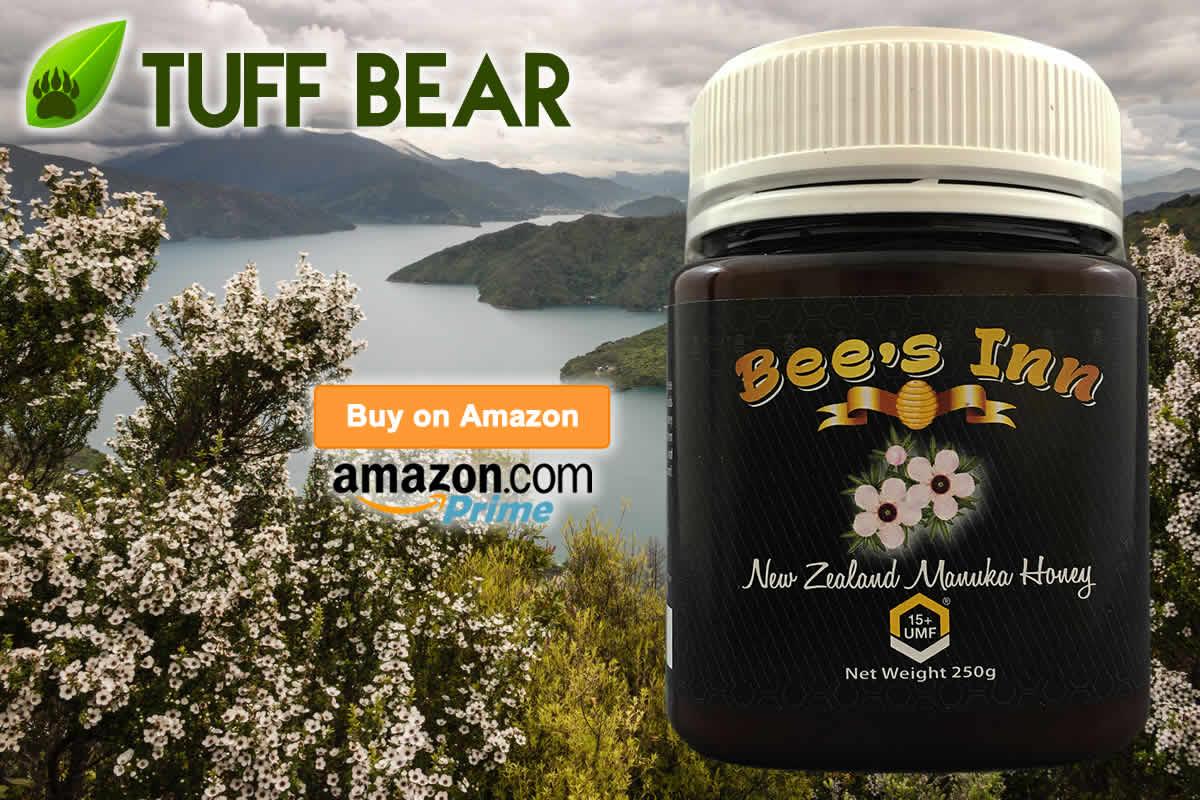 Get Now! Brand New Manuka Honey UMF 15
