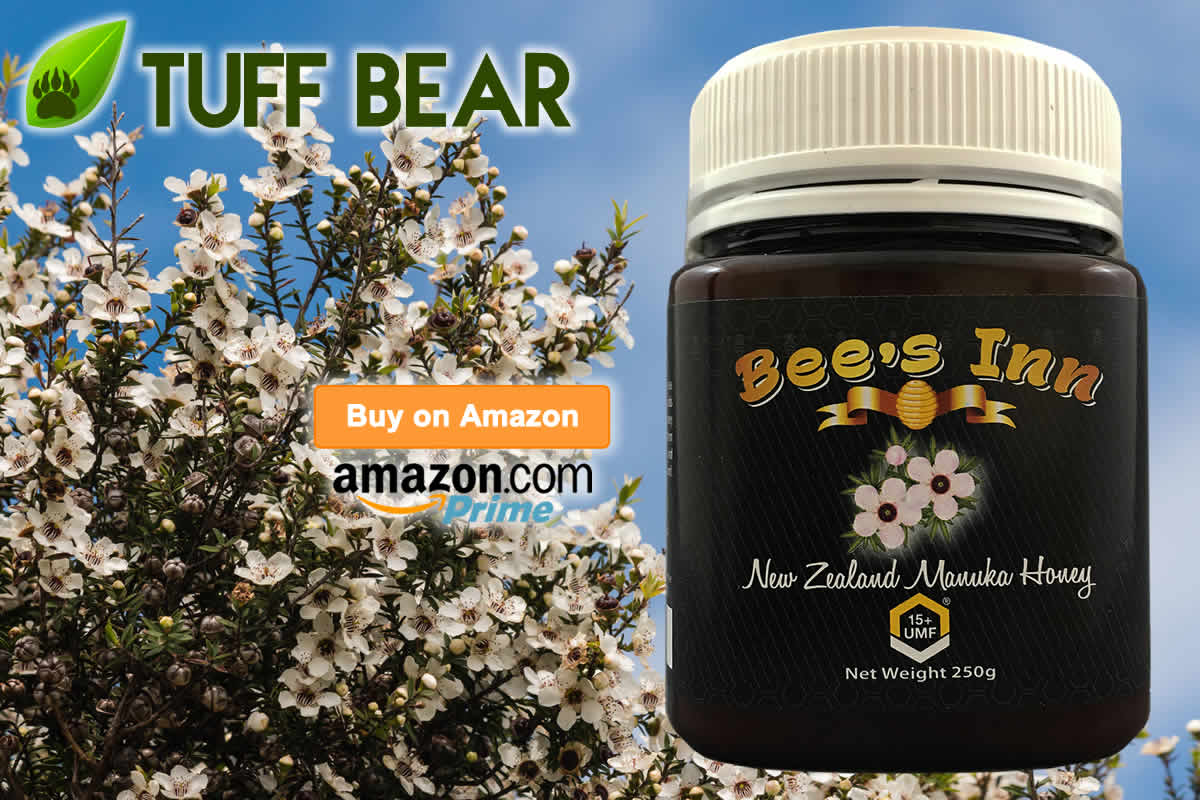 New Manuka Honey