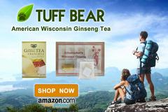 For Sale! New American Ginseng Tea