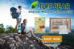 Brand New Wisconsin Ginseng Tea