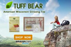 Top Brand! Brand New American Ginseng Tea