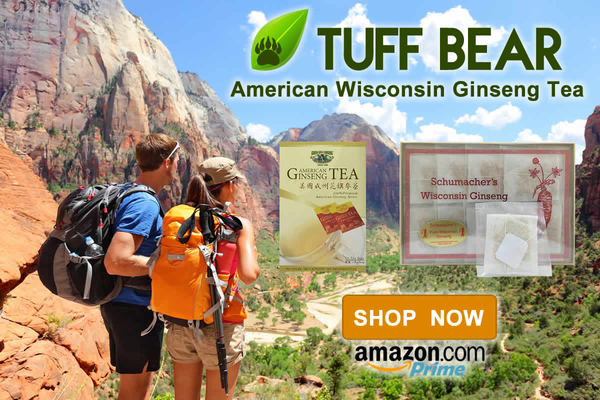 Buy Now! Top American Ginseng Tea