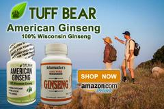 Don't Wait! Brand New American Ginseng Supplements
