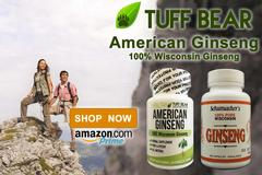 Get Now! Brand New Wisconsin Ginseng Supplements