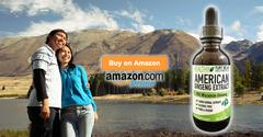 Shop Now! New American Ginseng Extract
