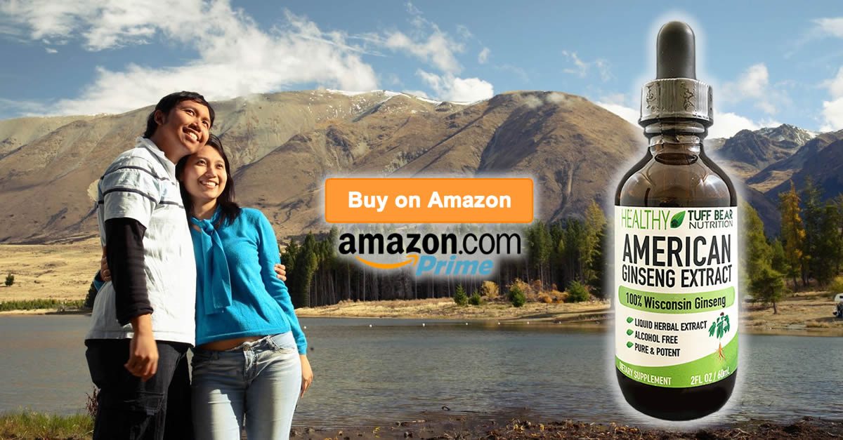 Brand New American Ginseng Extract