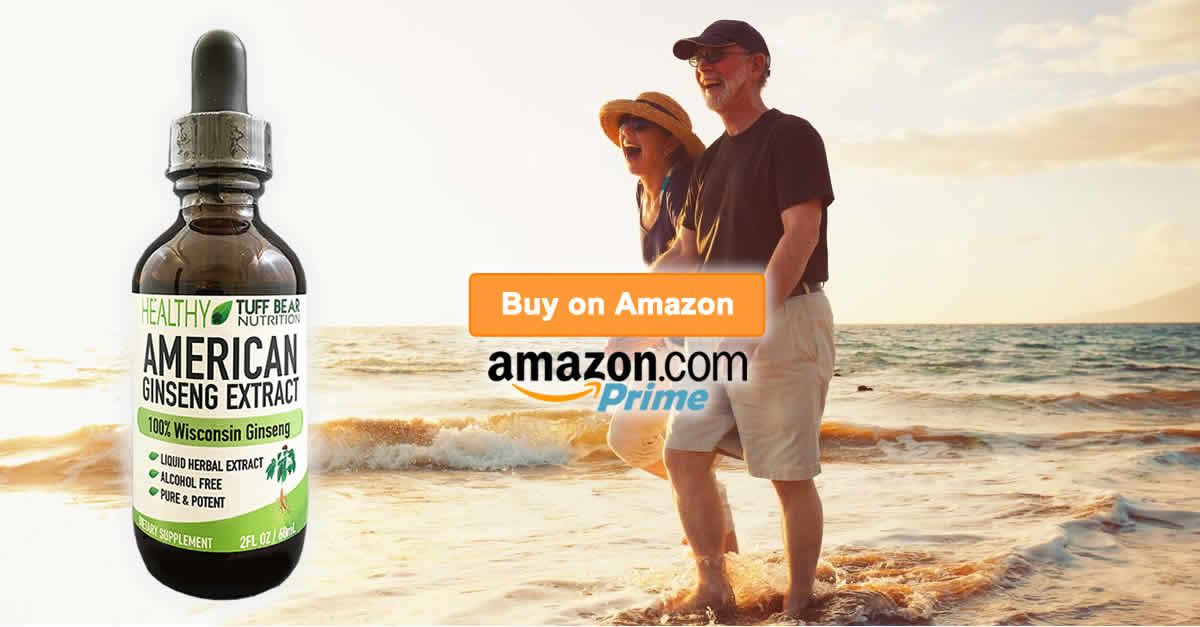 Don't Wait! Brand New American Ginseng Extract