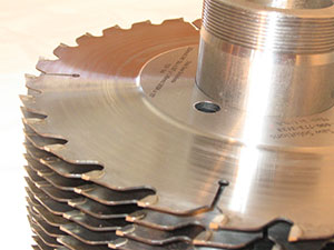 Sharpening Saw Blades