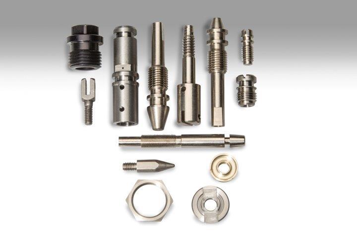 Custom Swiss Screw Machine Parts in Kankakee, IL