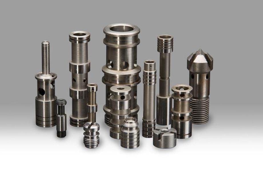 Pneumatic and Hydraulic Part Manufacturing  Precision-Tek Mfg., Inc.
