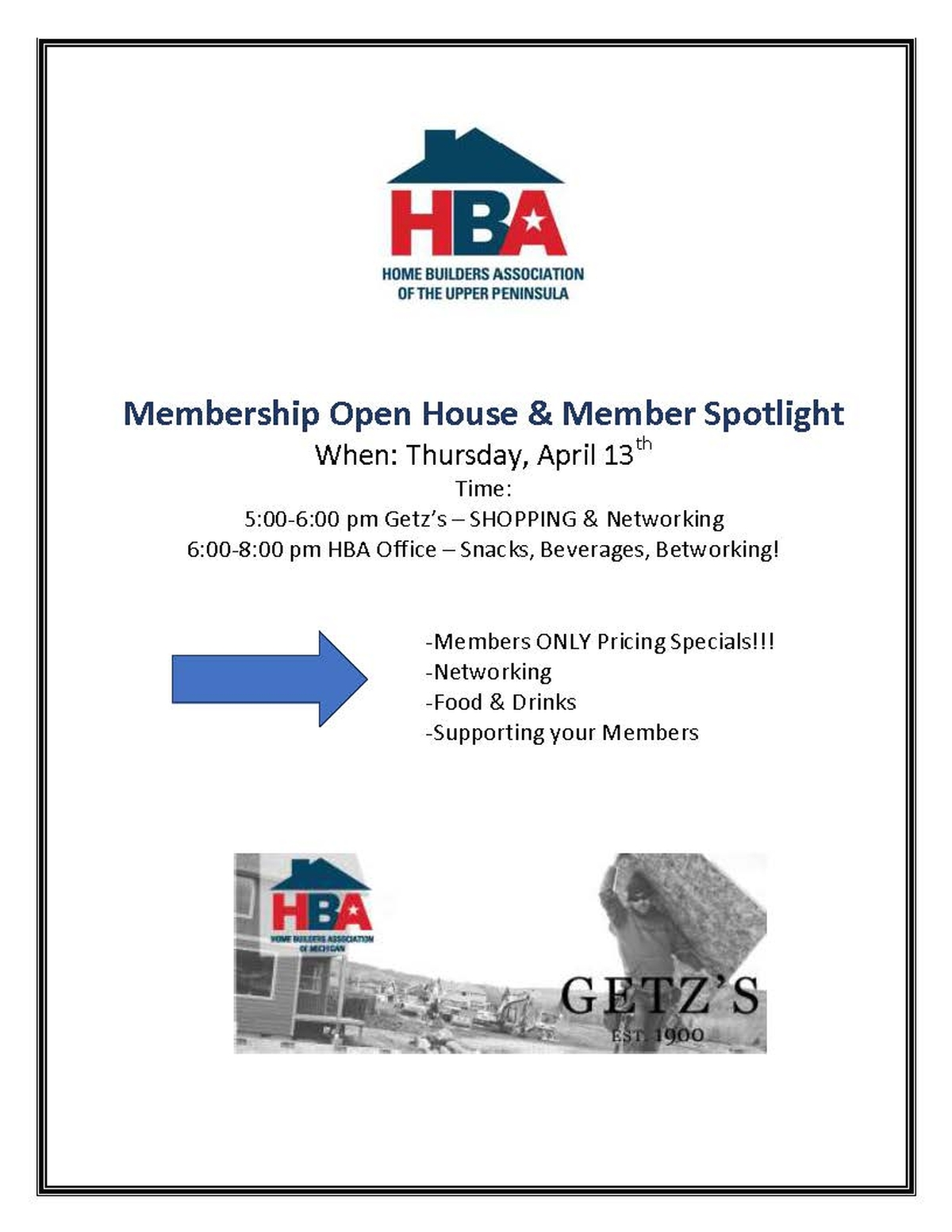 HBA of the UP OPEN HOUSE