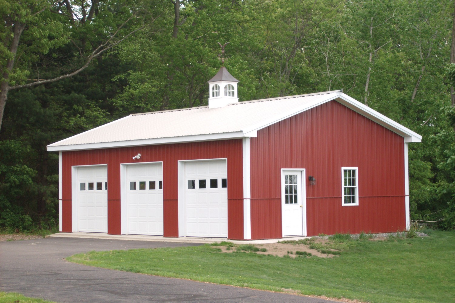 Big Buck Barns By Patriot Buildings