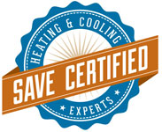 heating and cooling save certified