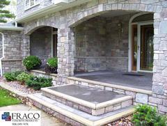 Concrete blocks in Ishpeming, MI