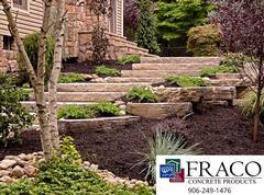 Landscaping stone in Negaunee, MI