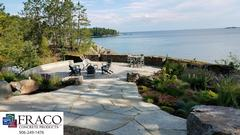 See us for landscaping retaining walls in Harvey, MI