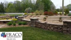 See us for landscaping steps in Ishpeming, MI