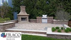 Landscaping retaining walls in Harvey, MI