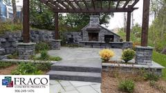 See us for landscaping retaining walls in Marquette, MI