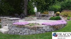 Landscaping limestone in Ishpeming, MI