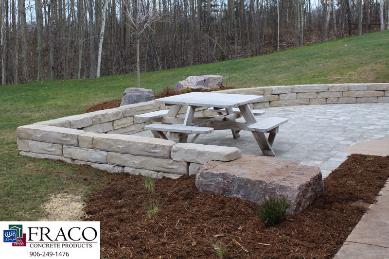 See us for landscaping stone in Cascade, MI
