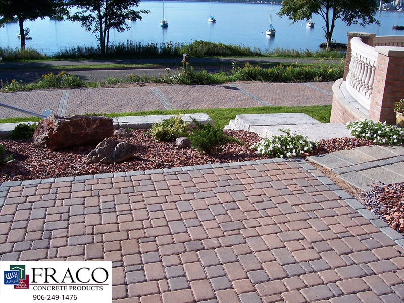 See us for landscaping stone in Munising, MI