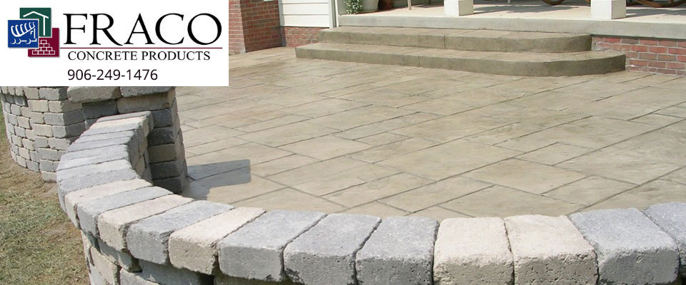 See us for concrete products in Negaunee, MI