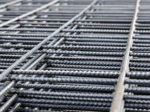 Steel Mesh available in 5x10 sheets in Marquette, MI by Fraco Concrete Products