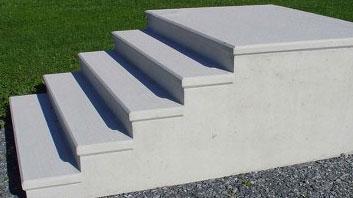 Concrete Pre-Cast Steps