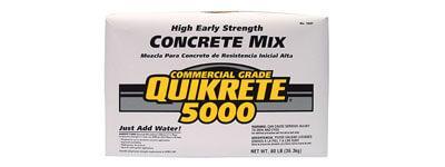 Pre-Mix Mortar & Concrete - Quikrete